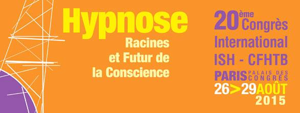 Congrès Mondial d'Hypnose à Paris