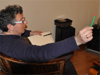 EMDR et IMO Intégration des Mouvements Oculaires en Thérapie