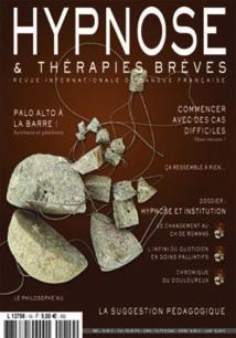 Revue Hypnose & Thérapies Brèves 19