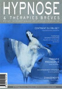 Revue Hypnose & Thérapies Brèves 29