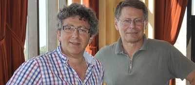 Laurent GROSS et Daniel RENSON