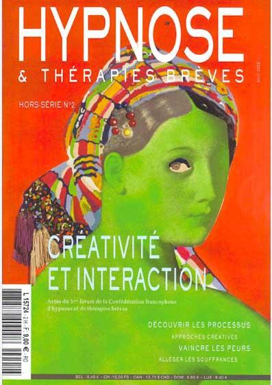 La créativité du patient face à l'immobilité du thérapeute