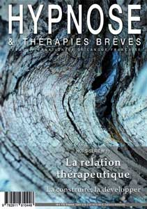Commandez ce numéro Hors-Série n°11 de la Revue Hypnose et Thérapies Brèves