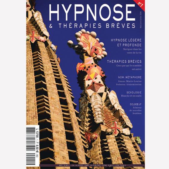 Revue Hypnose & Thérapies Brèves 01