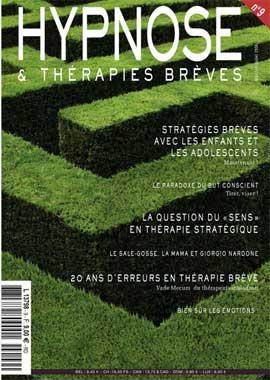 Revue Hypnose & Thérapies Brèves 09