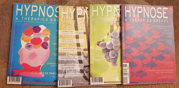 Revue Hypnose & Thérapies Brèves 11