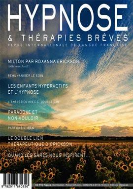 Revue Hypnose & Thérapies Brèves 40
