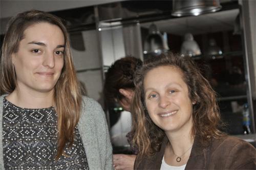 Marion CHERVY et Laurence ADJADJ de l'Institut Hypnotim de Marseille