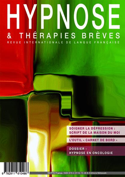 Les Abstracts de la Revue Hypnose & Thérapies Brèves 46 à 49