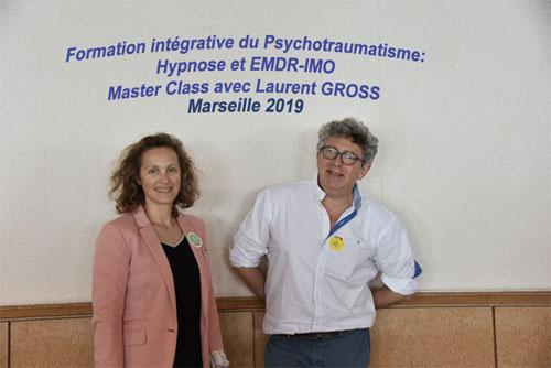 Master Class EMDR - IMO avec Laurent GROSS
