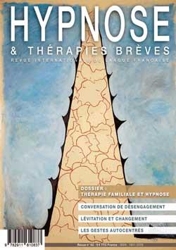 Commander la Revue Hypnose & Thérapies Brèves n°62