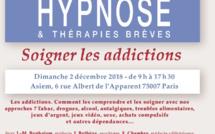 Colloque Hypnose & Thérapies Brèves 2018: Soigner les Addictions